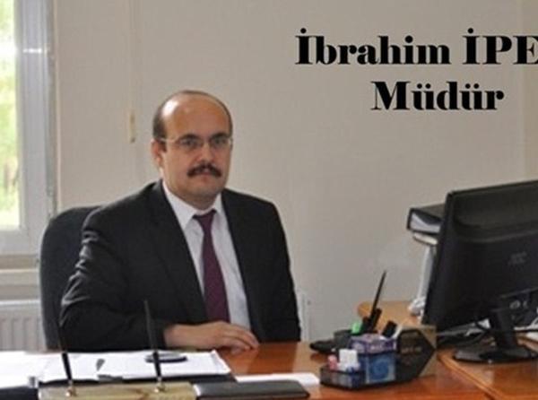 İbrahim İPEK - Okul Müdürü